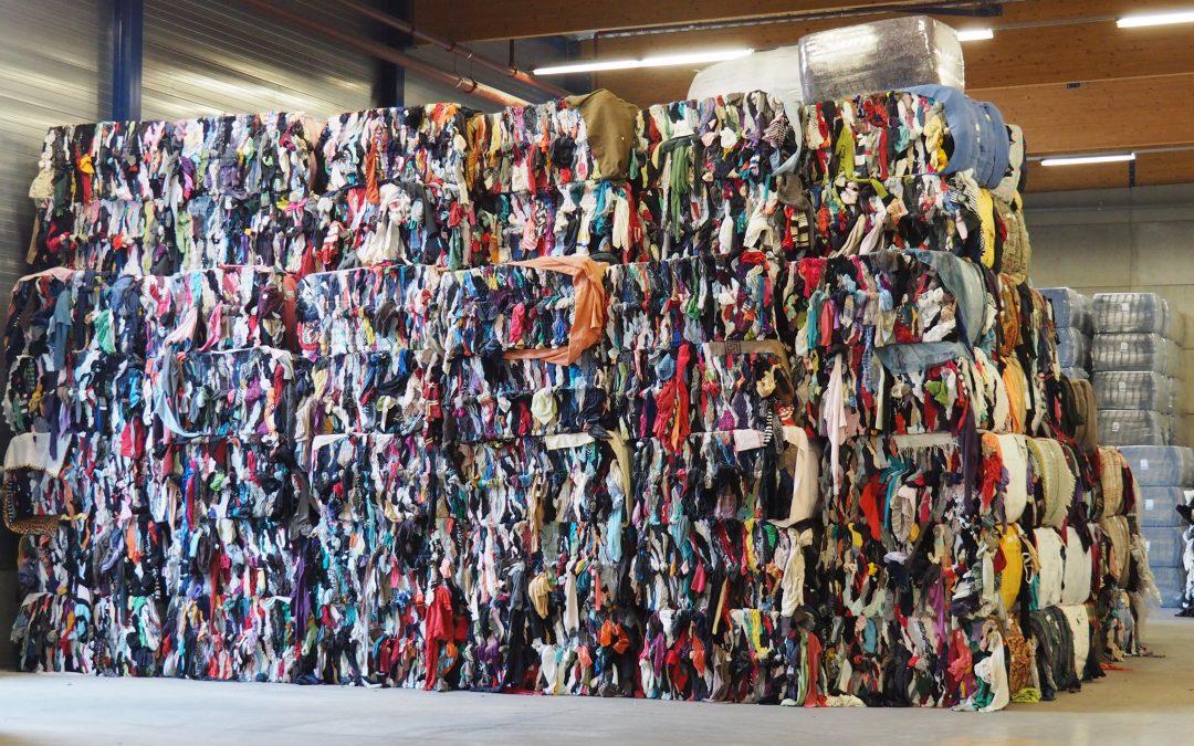 Frankenhuis op RTLz: nieuwe kleding van oud textiel