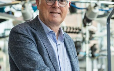 Interview met Jan Mahy: Lector Smart & Sustainable Textiles bij Saxion