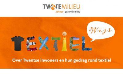 Twente Milieu Webinar TextielWijs op 22 juni