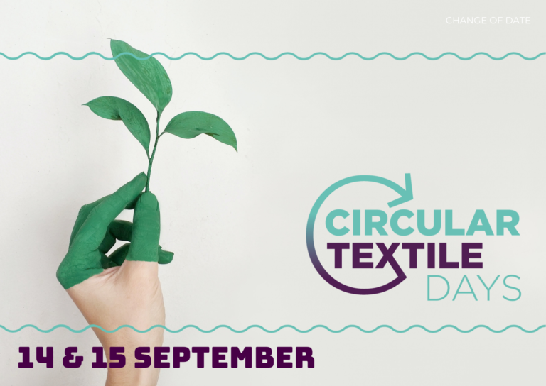TexPlus partners op de Circular Textile Days